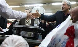 توزیع سبد کالا توسط دولت در آستانه انتخابات