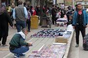دستفروشان تهرانی ساماندهی می شوند