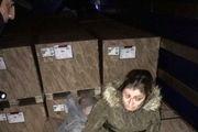 بازداشت ۲۱۴ نفر به جرم قاچاق انسان