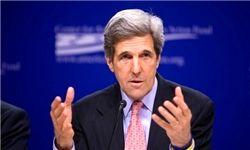 اظهار نظر جان کری در خصوص ایران هستهای