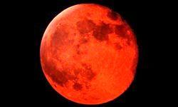 وقوع ماه گرفتگی در آسمان تیر