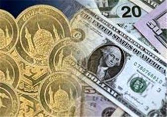 قیمتهای امروز طلا و ارز در بازار