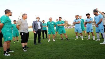 اتفاقات عجیب و حاشیه ای در اردوی تیم ملی فوتبال در کیش