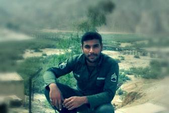 سرباز وظیفه ناجا در درگیری با سوداگران مرگ به شهادت رسید