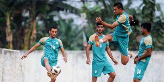 گزارش تمرین تیم ملی امید/ غیبت کرانچار