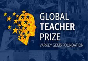 معلم فلسطینی در فهرست نهایی دریافت جایزه بین المللی بهترین معلمهای جهان
