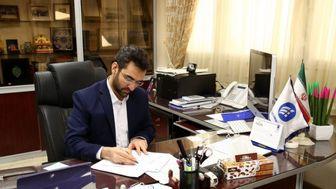 نماینده اسبق گرمی مدیرکل دفتر امور دولت و مجلس وزارت ارتباطات شد