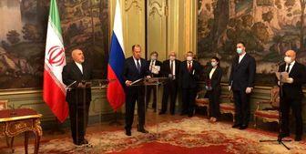 قدردانی ظریف از مواضع محکم روسیه و چین در آژانس و شورای امنیت