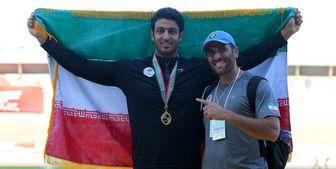 قهرمان دوومیدانی آسیا در برزخ!