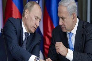 روسیه مانع حملات هوایی اسرائیل به سوریه شد
