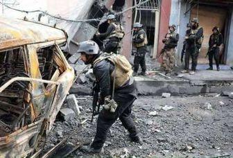 نبرد سنگین نیروهای عراقی با داعش در جنوب موصل