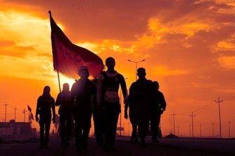 انعکاس خبری پیاده روی اربعین توسط 400 رسانه