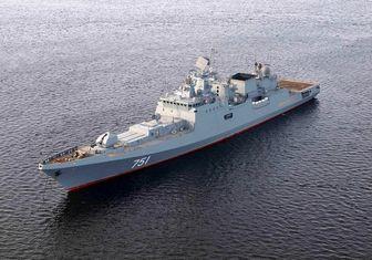 حضور کشتی جنگی هلند تا 4 ماه آینده در خلیج فارس