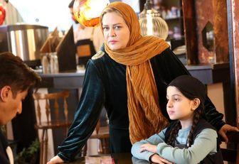 محمدرضا فروتن و بهاره رهنما در «آقای سانسور»/عکس