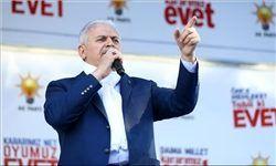 هشدار شدیدالحن نخستوزیر ترکیه به ترامپ