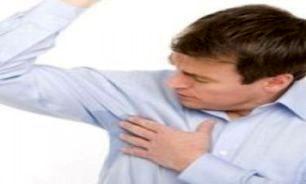 عرق بدن درمان زخم دیابتی میشود