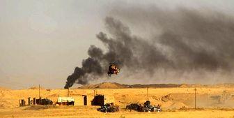 انهدام 10 مخفیگاه داعش و هلاکت 6 تروریست داعشی