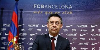 16 هزار امضا برای عزل مدیریت بارسلونا