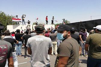 واکنش مردم عراق به توهین روزنامه سعودی به آیت الله سیستانی