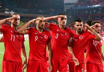 ماجرای شادی گل جنجالی ترکیهایها