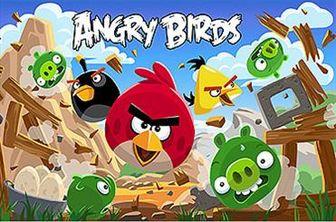"""شرکت سونی """" Angry Birds """" را فیلم میکند"""