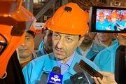 ۱۰ درصد نیاز کشور به فولاد توسط فولاد کاوه تامین میشود
