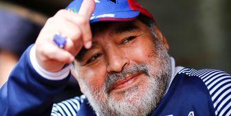 درگذشت مارادونا رسما تایید شد