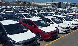 بلاتکلیفی 15 هزار دستگاه خودرو در گمرک