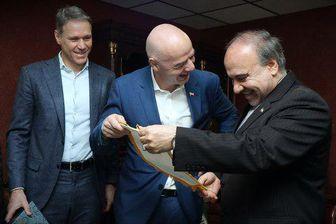 خط و نشان اینفانتینو برای ایران