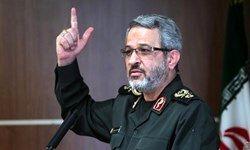فرمانده بسیج: ترامپ شمشیر را از رو بسته است