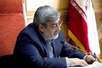 قدردانی وزیر کشور از برگزار کنندگان با شکوه اربعین حسینی