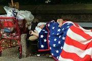 ۴۵ میلیون آمریکایی در فقر زندگی می کنند