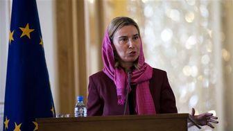 نطر موگرینی در مورد درگیریها در لیبی