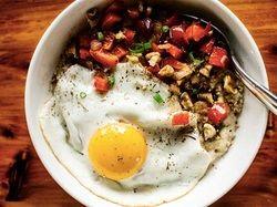 صبحانه سالم+ صبحانه باید حاوی پروتئین باشد