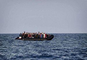 ۴ کشته و ۳۰ مفقود بر اثر غرق شدن قایق مهاجران در ساحل ترکیه