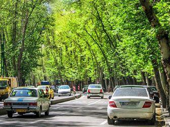 وضعیت هوای تهران در 13 تیر 99