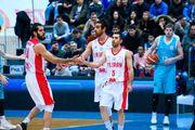 اسامی ملی پوشان بسکتبال برای دیدار مقابل عراق
