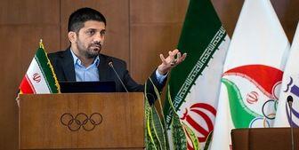 دبیر: برای المپیک ۲۰۲۰ قول مدال ندادهام
