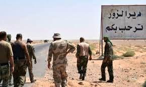 """حمله """"اشتباهی"""" ائتلاف ضد داعش به مراکز کردهای سوریه در دیرالزور"""