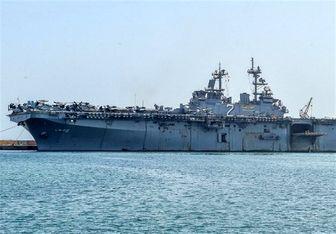 کاهش حضور نظامی آمریکا در خاورمیانه