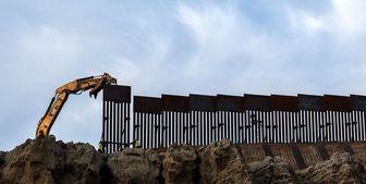 پروژه دیوار مرزی ترامپ در دولت بایدن ادامه می یابد