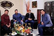 دورهمی بازیگران جدید «شام ایرانی»