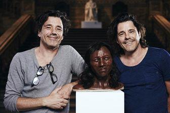 تصاویری جالب از چهره مردی 10 هزار ساله