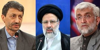 آیتالله رئیسی، سعید جلیلی و پرویز فتاح مهمان دانشگاه تهران در روز دانشجو