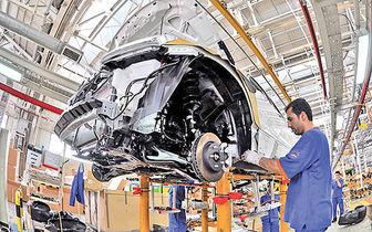کاهش نرخ تورم در تولید خودرو