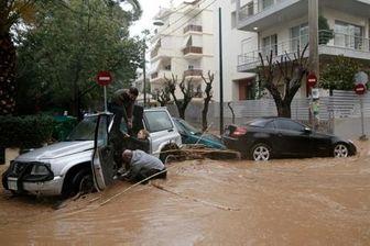 ۳۴کشته در طوفان و سیل در ایتالیا