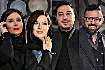 آخرین اخبار بازیگران معروف ایرانی از نوید محمدزاده تا سارا بهرامی