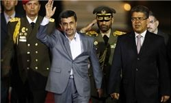 رییسجمهور وارد شیراز شد