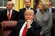 ترامپ با کنگره شاخ به شاخ شد