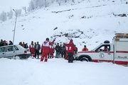 ۸ سلماسی گرفتار در برف و کولاک نجات یافتند